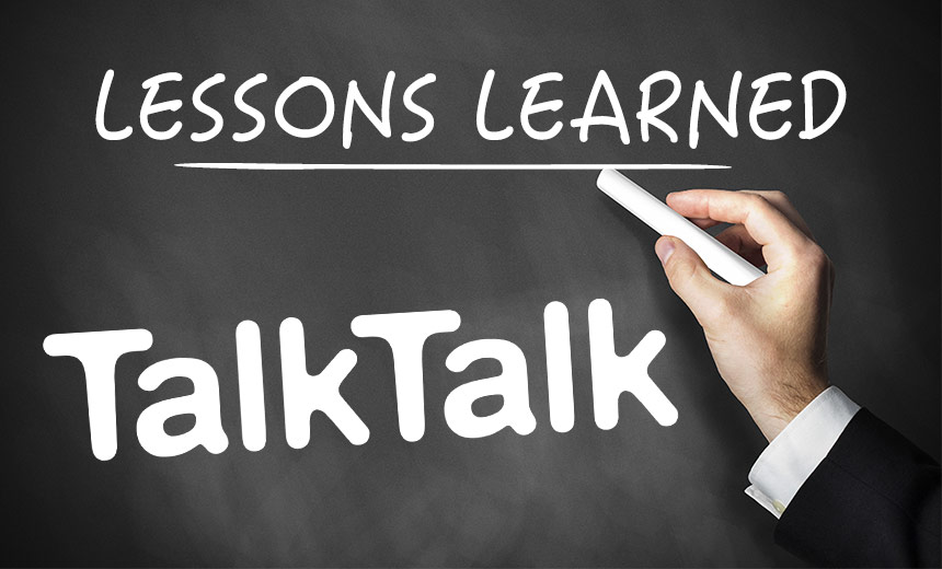 5 Lessons from the TalkTalk Hack