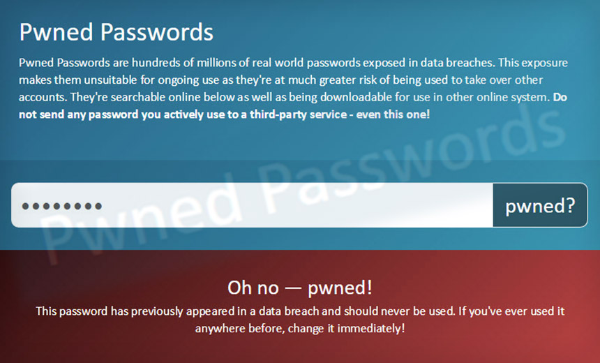 Why Are We So Stupid About Allowing Overused Passwords?