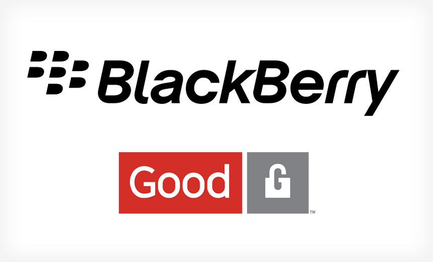 BlackBerry's MDM Future: Good Move