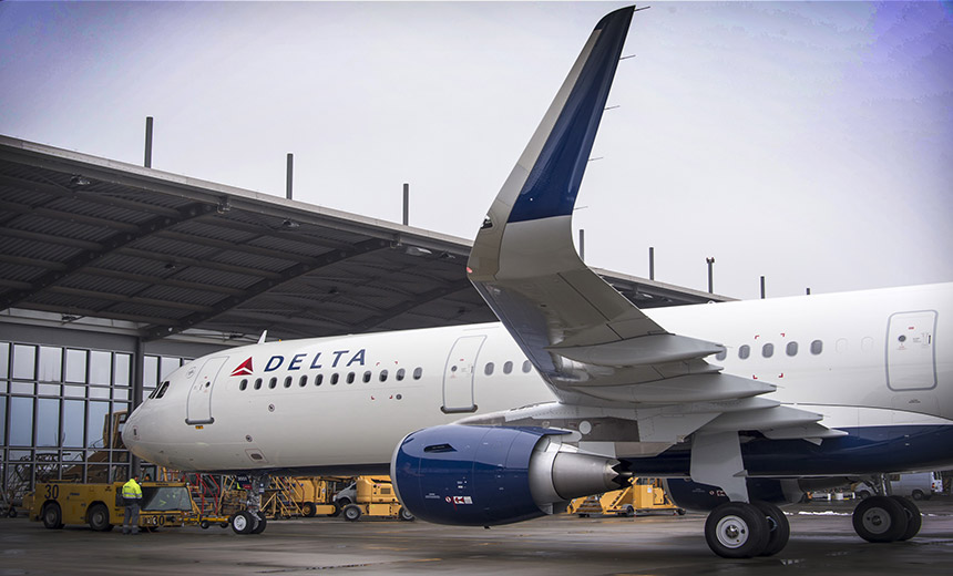 System Outage Grounds Delta Flights Worldwide
