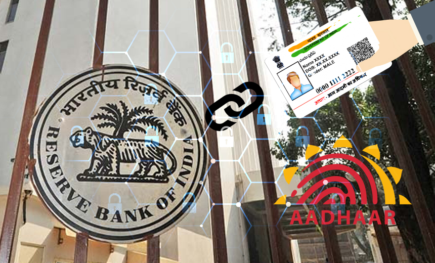 Critics Question RBI's Aadhaar Mandate