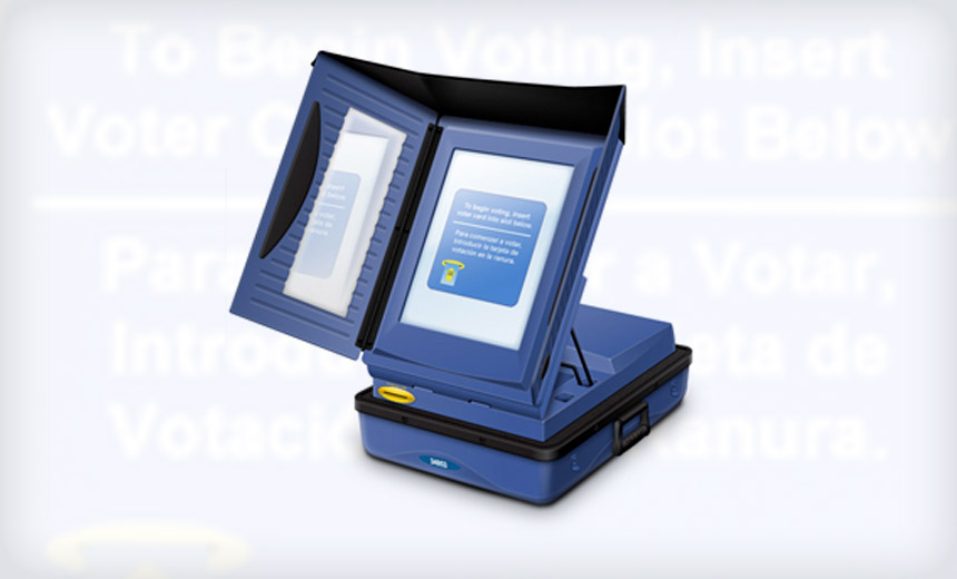Cylance's Voting Machine Hack Based on 2007 Research