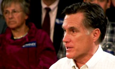 Doggonit! Romney's E-mail Possibly Hacked