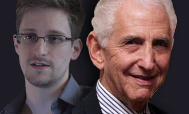 Edward Snowden Is No Daniel Ellsberg