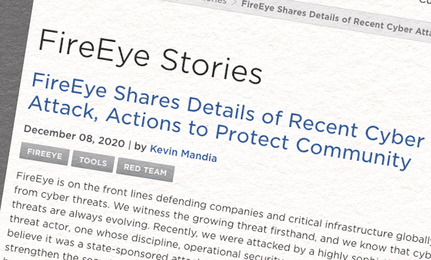 Following FireEye Hack, Ensure These 16 Bugs Are Patched