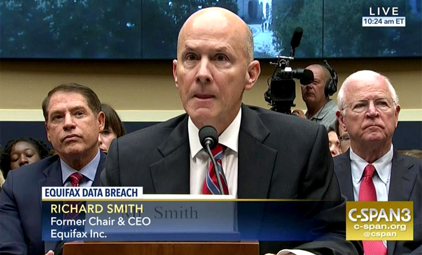 Equifax Ex-CEO Blames One Employee For Patch Failures