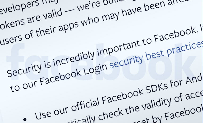 Facebook Can't Reset All Breach Victims' Access Tokens