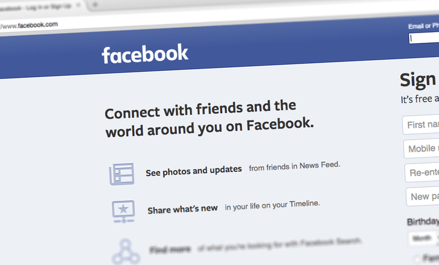 Facebook Looks to Secure Password Resets