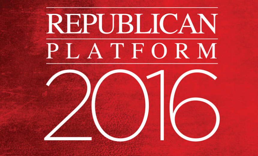 GOP Platform Suggests 'Hack Back' a Suitable Cyber Defense