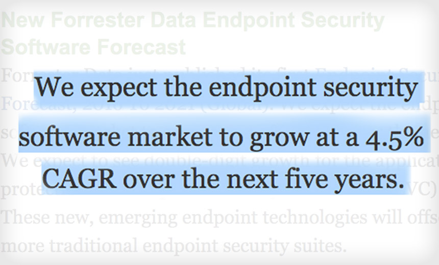 Hacking Boom Years: Endpoint Security Market to Skyrocket