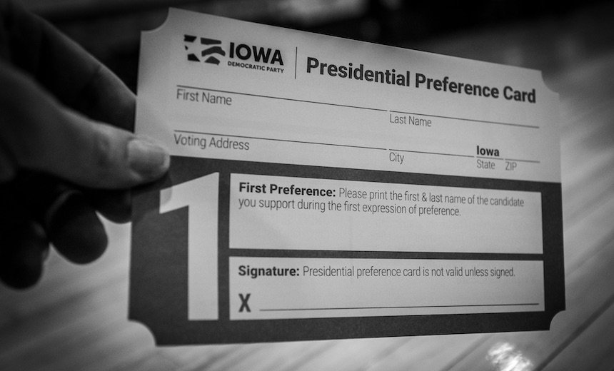 The Iowa Caucus: No Hacking, But a Bungled Risk Matrix