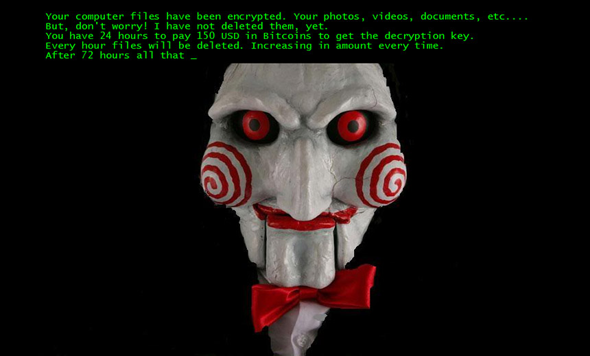 Jigsaw Ransomware Adds Insult to Injury