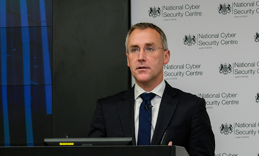 Job Search: Head of UK's National Cyber Security Center