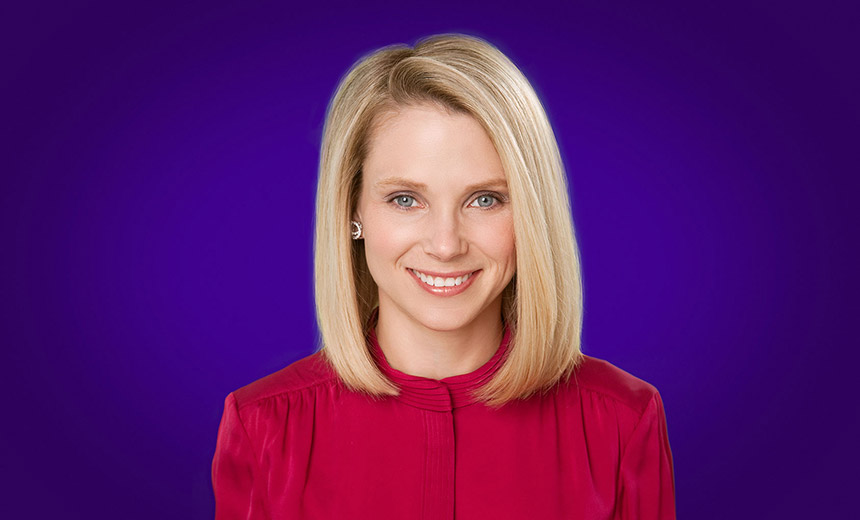 Marissa Mayer Bids Adieu to Yahoo