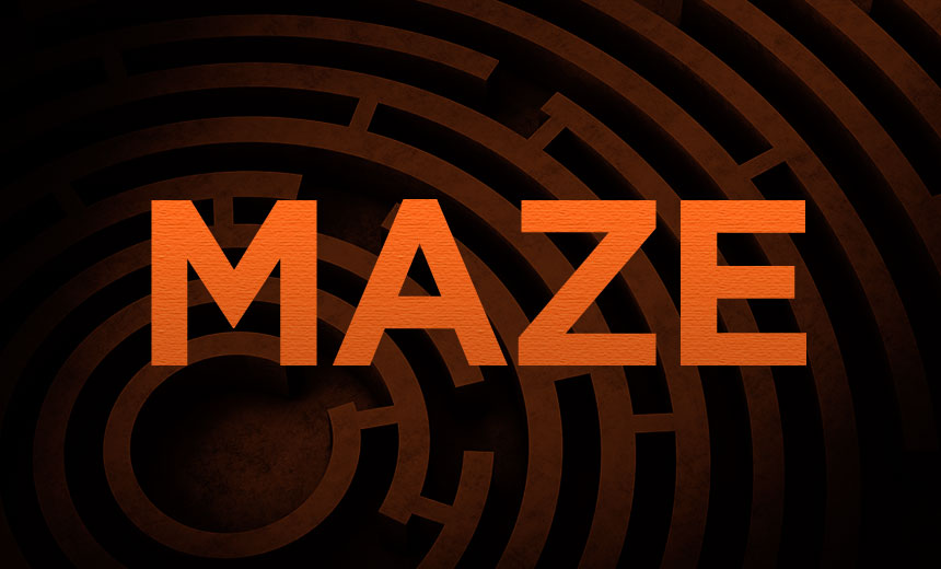 Maze Ransomware Gang Dumps Purported Victim List
