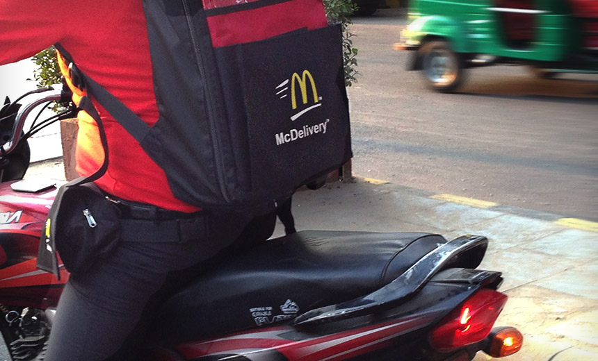 McShame: McDonald's API Leaks Data for 2.2 Million Users