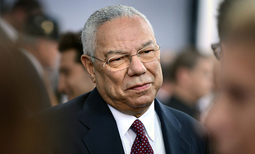 New Clinton Email Shows Bad Advice from Colin Powell