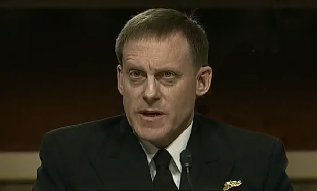 NSA Heads: Same Threats, Different Tone