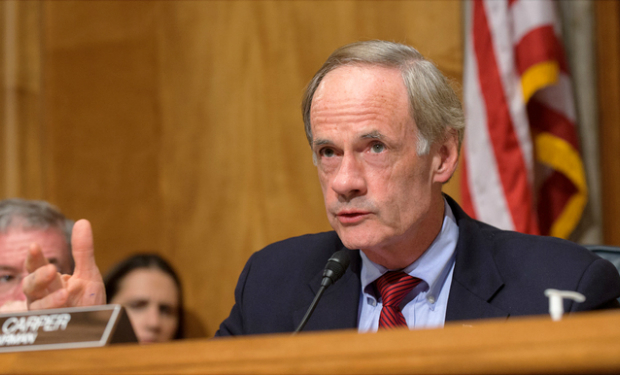 Obama's FISMA Birthday Gift to Tom Carper
