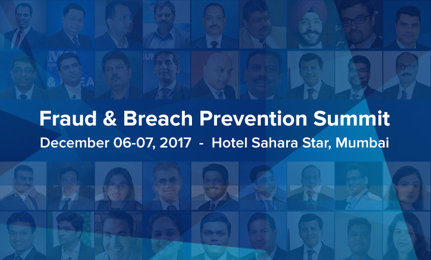 A Preview of Fraud & Breach Prevention Summit in Mumbai