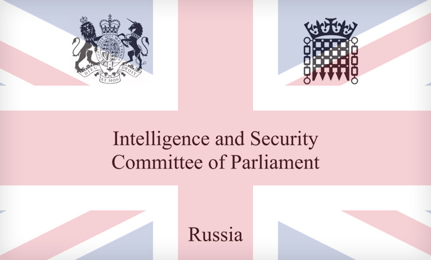 Report on Russia Reveals UK Response: Don't Ask, Don't Tell
