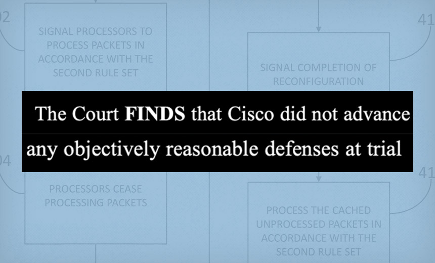 Star Witness in Case Against Cisco: Its Own Documents