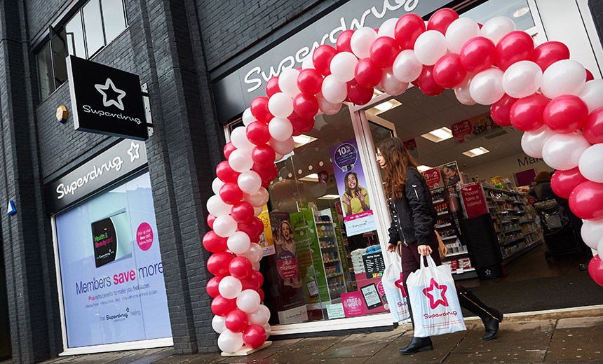 Superdrug Rebuffs Super Ransom After Supposed Super Heist