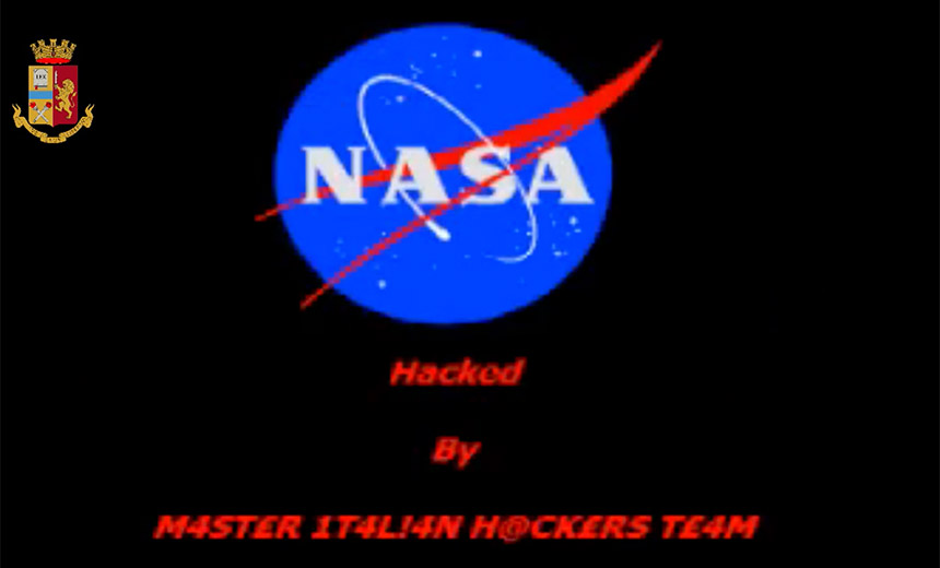 Suspected NASA Hacker Busted After Boasting About Exploits