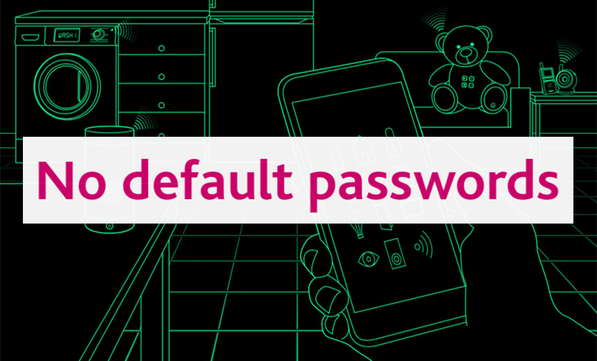 War Declared on Default Passwords