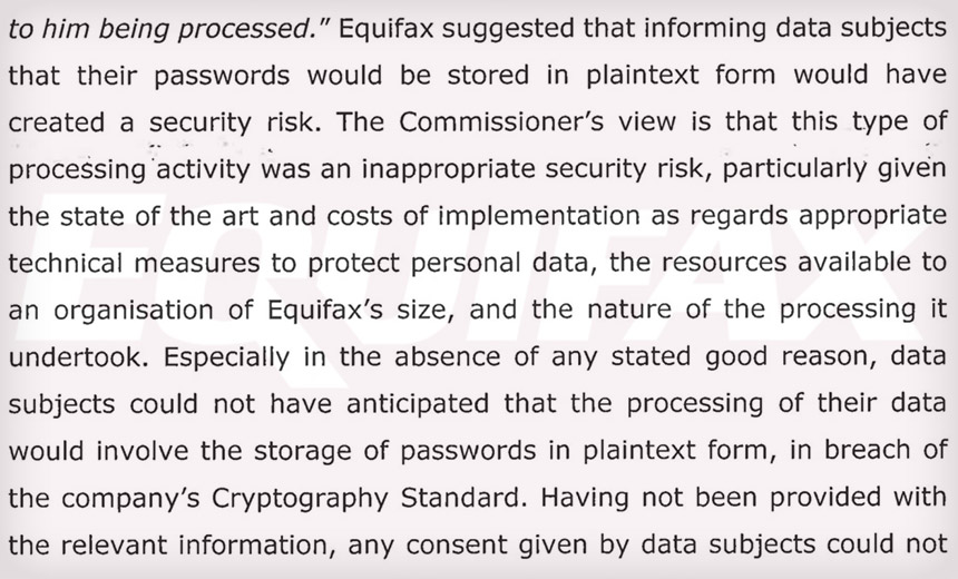 Why Was Equifax So Stupid About Passwords?