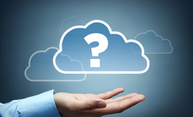 Can Weather Obstruct Cloud Computing?